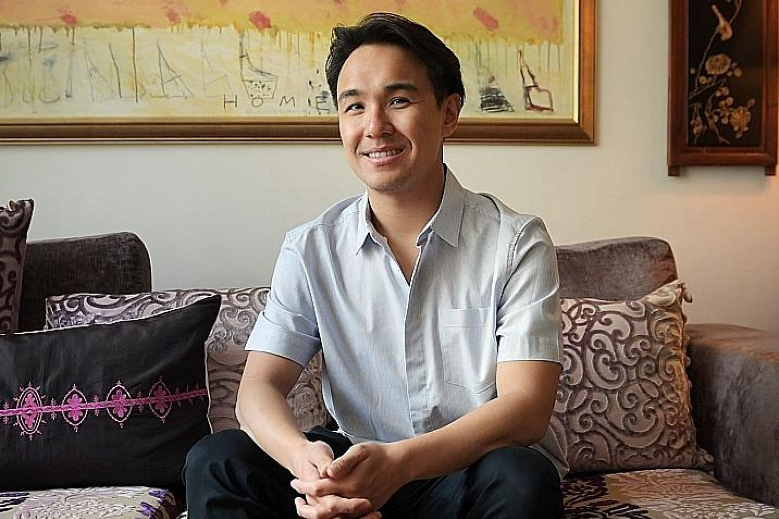 Mr Bryan Koh, who runs cake businesses Chalk Farm and Milk Moons, self-publishes his cookbooks. This gives him control over the text, photos and look of the books.