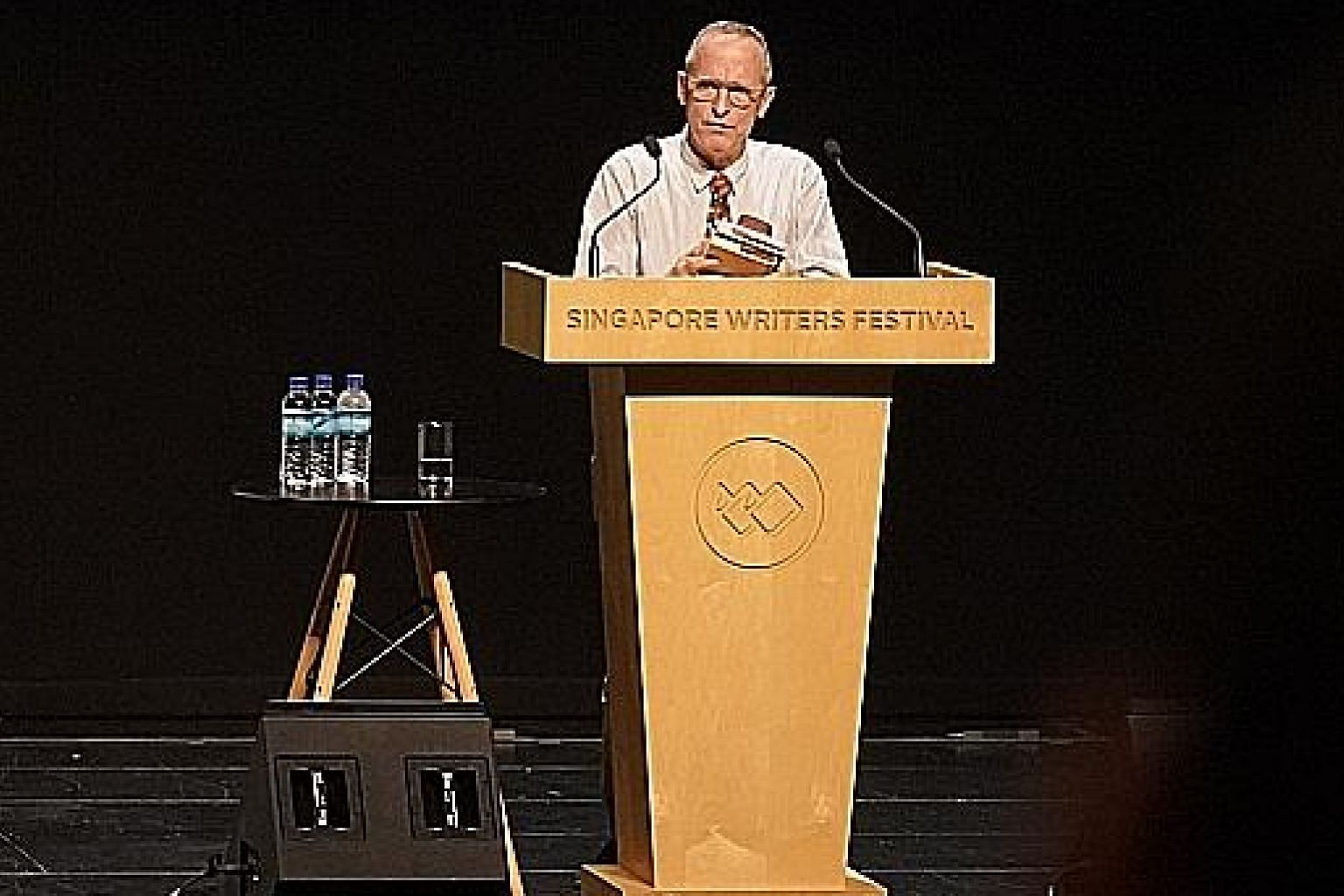 American essayist David Sedaris said that if he lost his voice, he might lose his will to write.