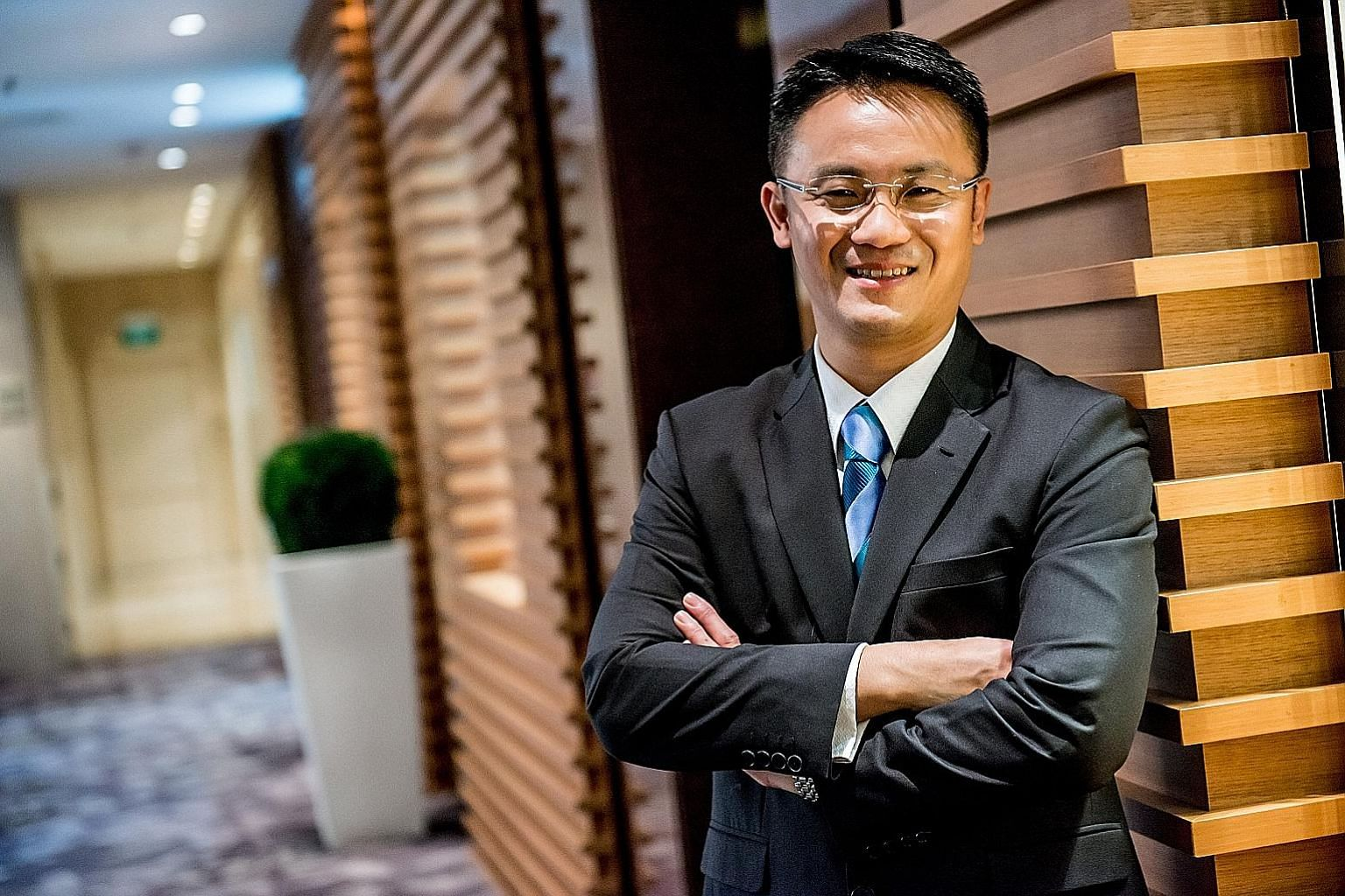 """Mr Lee Seng Shoy, managing director of Hong Guan (Tackle), says he has faith in South-east Asia as an emerging market, citing the region's """"large, young and dynamic"""" population."""