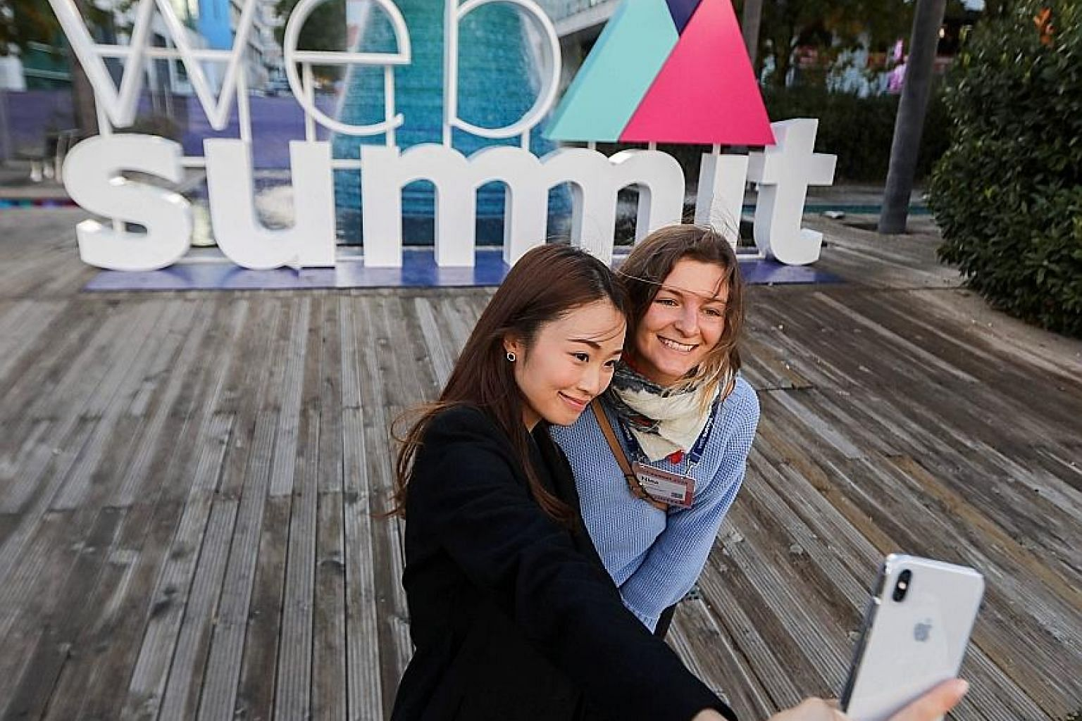While attendees revel in the buzz surrounding Europe's largest technology event, Web Summit (above) in Lisbon, British computer scientist Tim Berners-Lee is focused on getting a bug out of the system. The inventor of the World Wide Web in 1989 has ca