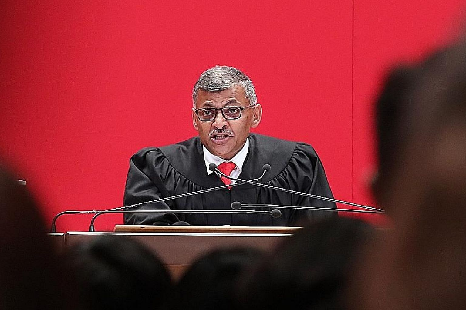 Chief Justice Sundaresh Menon, in a lecture at the Indiana University Robert H. McKinney School of Law last week, urged law schools to fundamentally reimagine the current model of legal education.