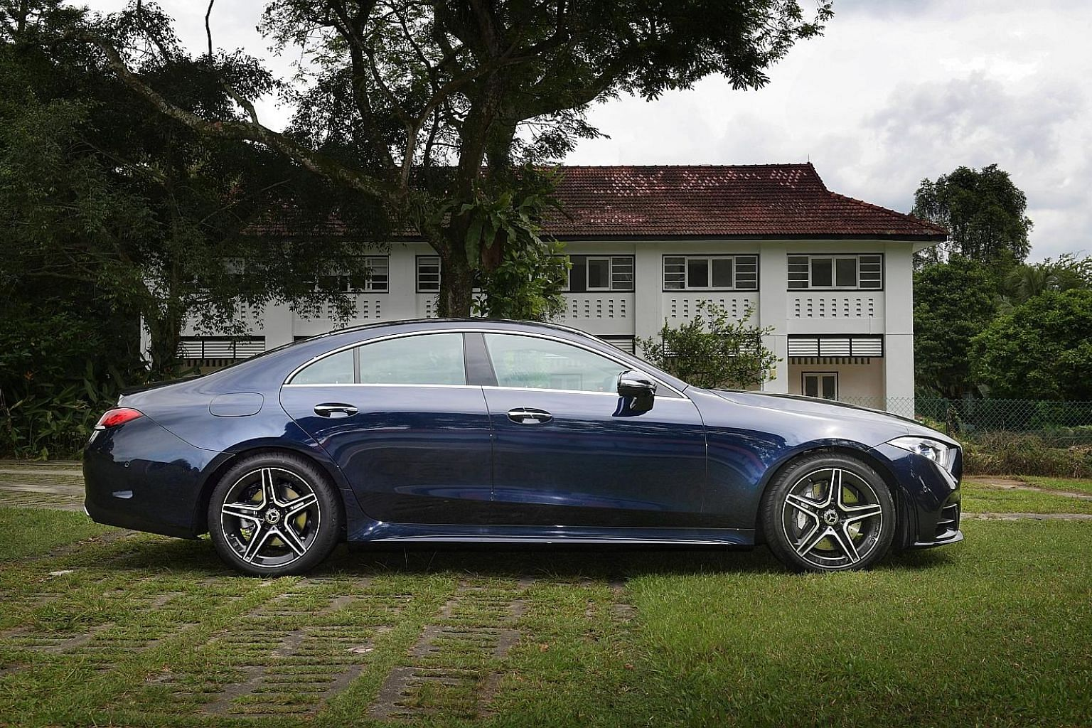 "Mercedes-Benz pioneered the ""four-door coupe"" genre 15 years ago and the latest CLS is a suitable response to all the alternatives which have sprouted since 2003."