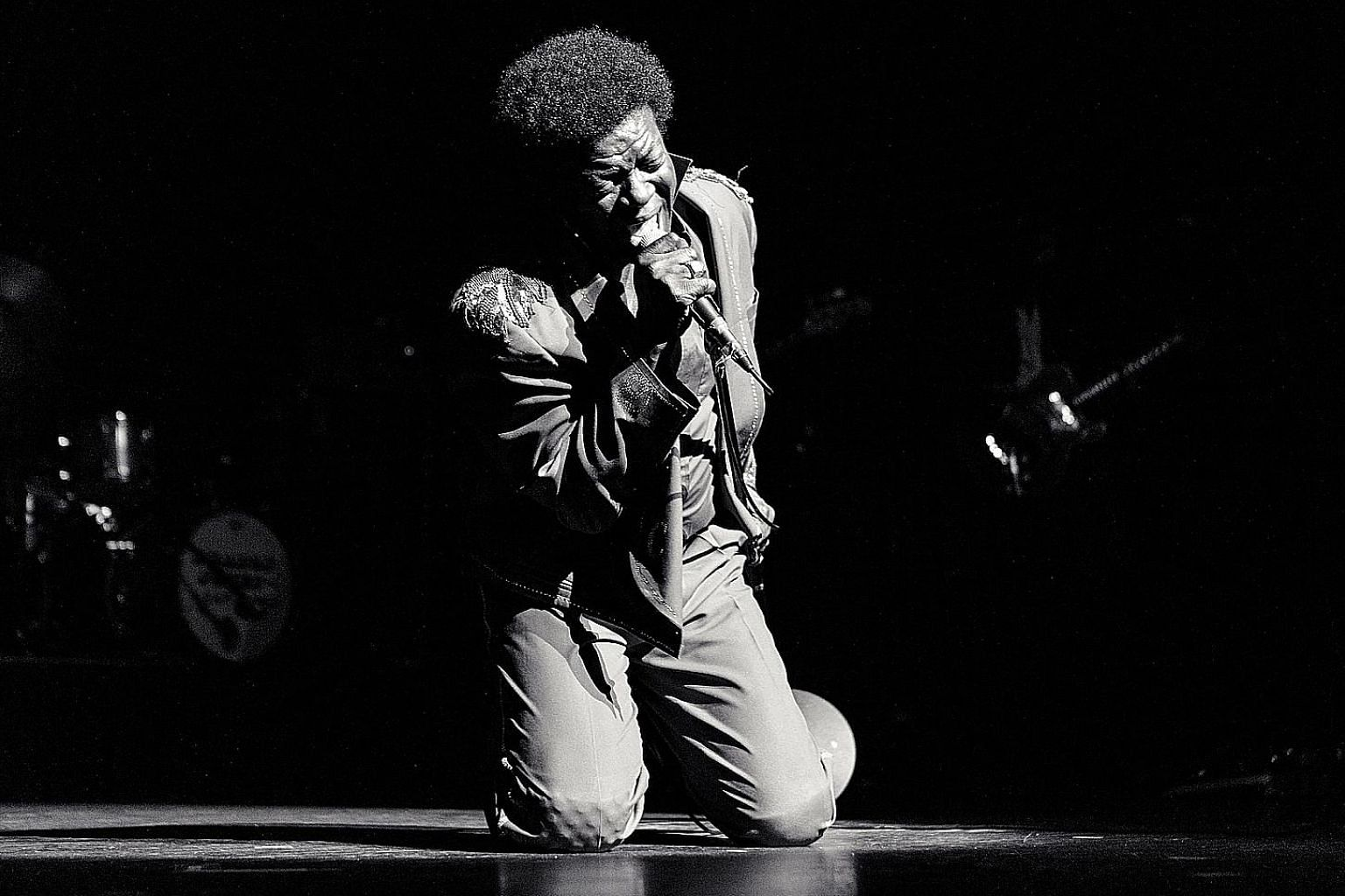 Charles Bradley, whose brief recording career started only in 2011, died of stomach cancer last year.