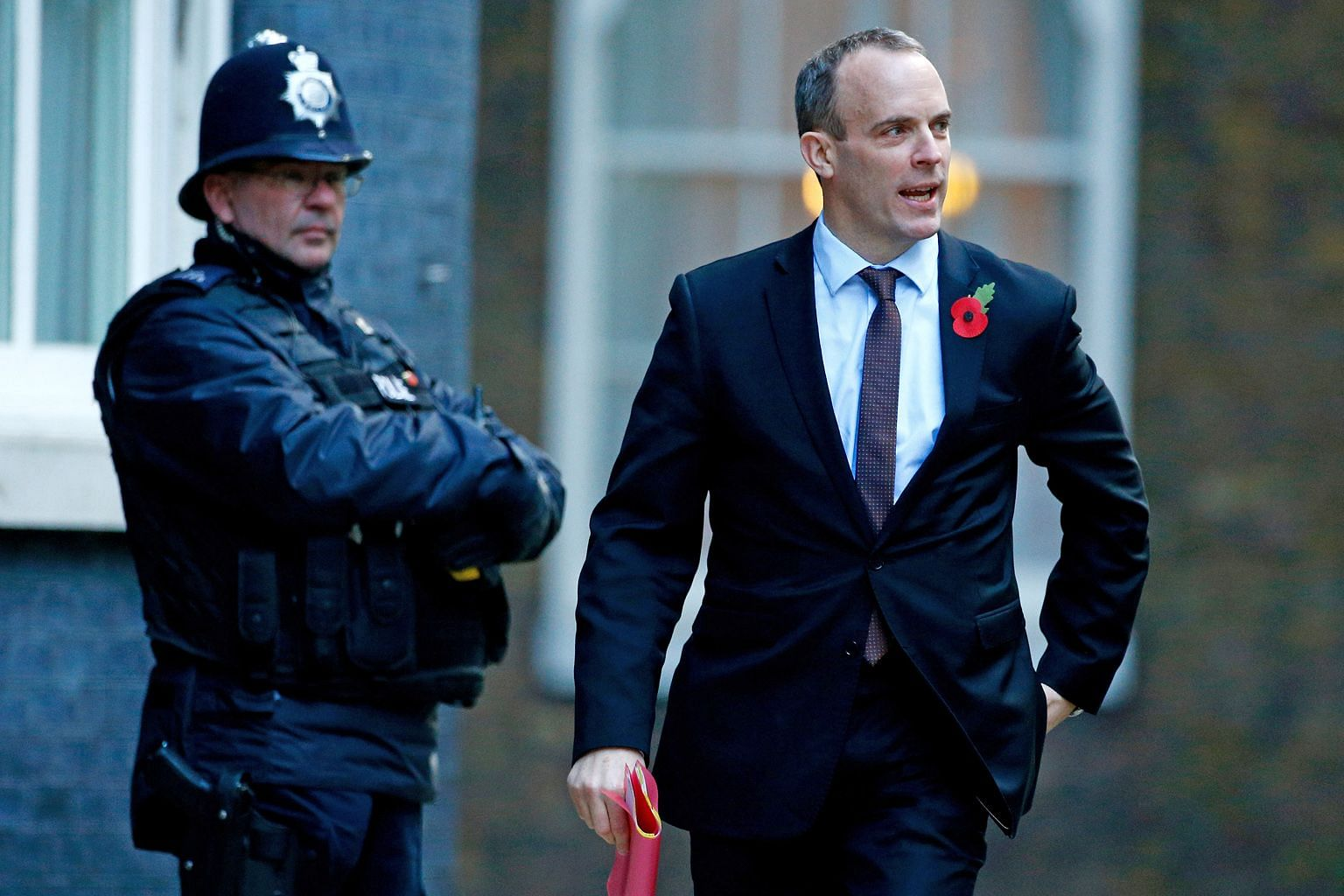 Mr Dominic Raab is the second Brexit secretary to quit over British Prime Minister Theresa May's plans for the country to leave the European Union. He quit yesterday, saying that he could not support the proposed deal.