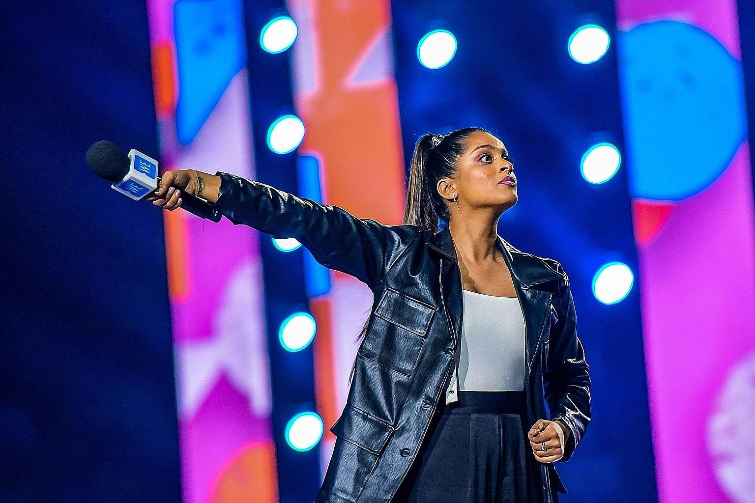 "Superwoman Lilly Singh explained why she was taking a break on her ""I'll see you soon…"" video: ""The thing about YouTube is, in all of its glory, it kind of is a machine and it makes creators believe that we have to pump out content consistently eve"