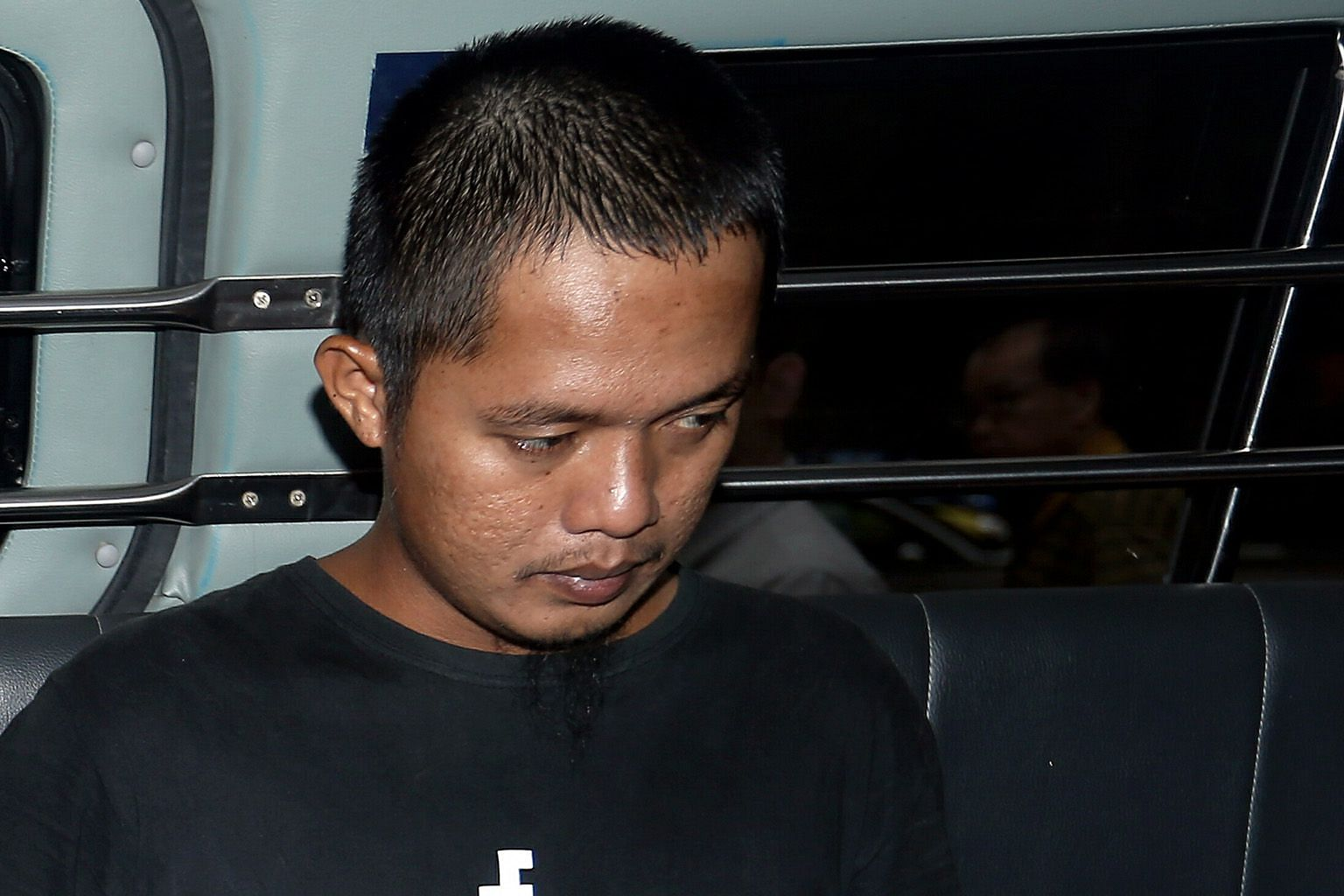 Sarawakian Donny Meluda has been in custody since he was brought back to Singapore on Jan 18 last year. His sentencing brings to a close court proceedings against the gang who went on a violent robbery spree in 2010, killing one victim and seriously