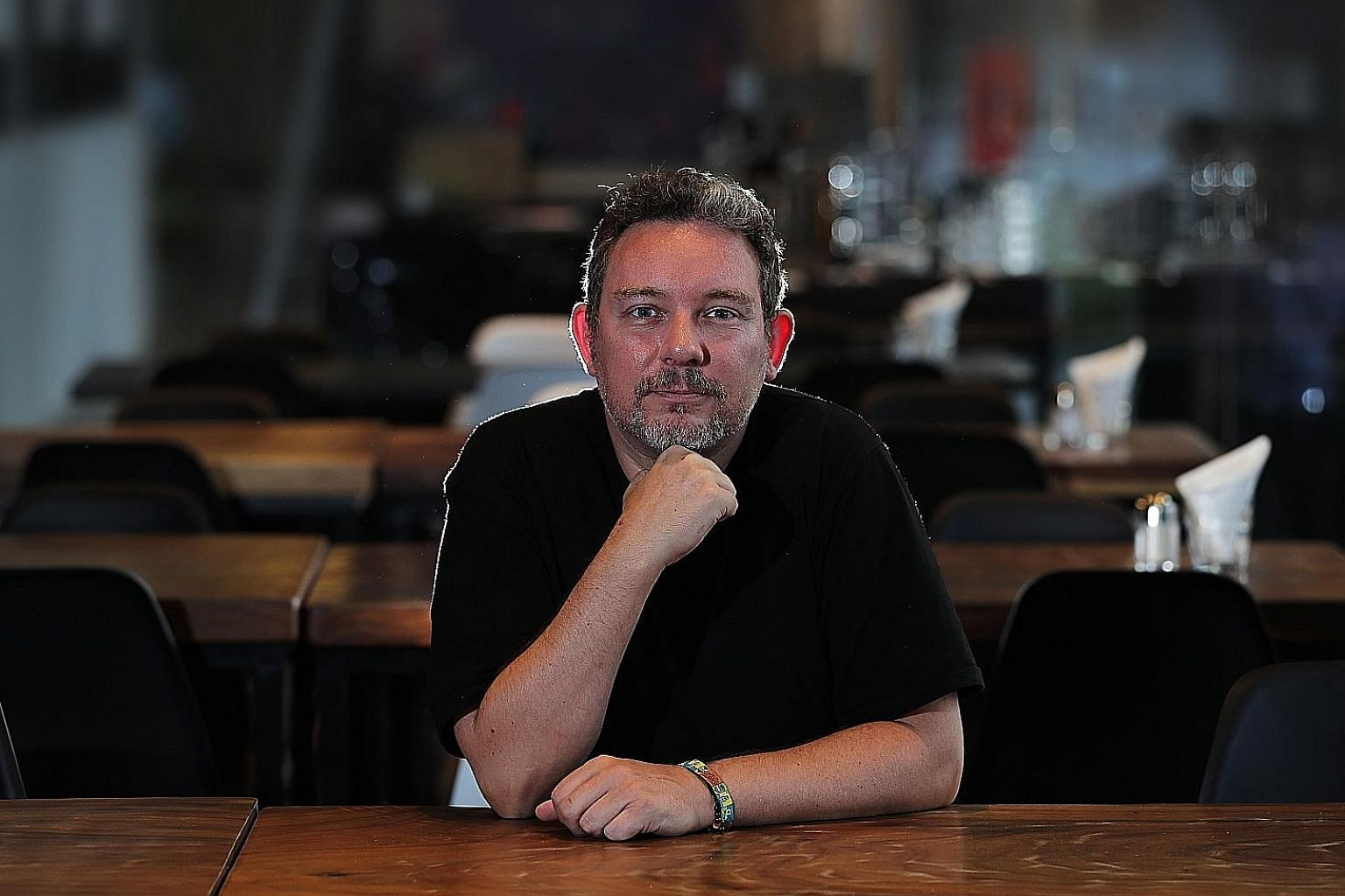 Albert Adria opened Cakes And Bubbles in London's Regent Street, his first brick-and-mortar restaurant outside Spain.