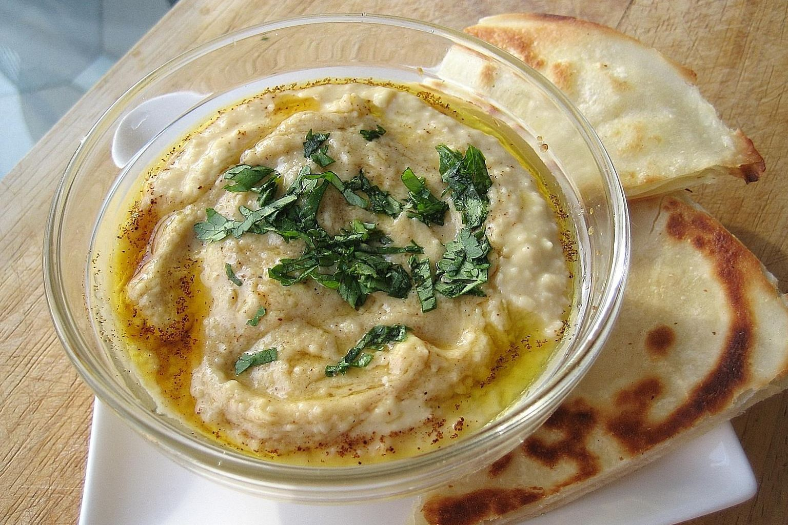 Find out why food such as hummus is good for you at ST Food.