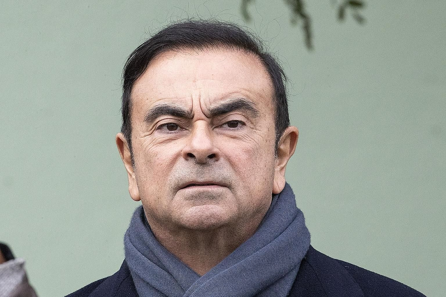 Mr Carlos Ghosn was unanimously removed as Mitsubishi chairman and representative director, the company said.