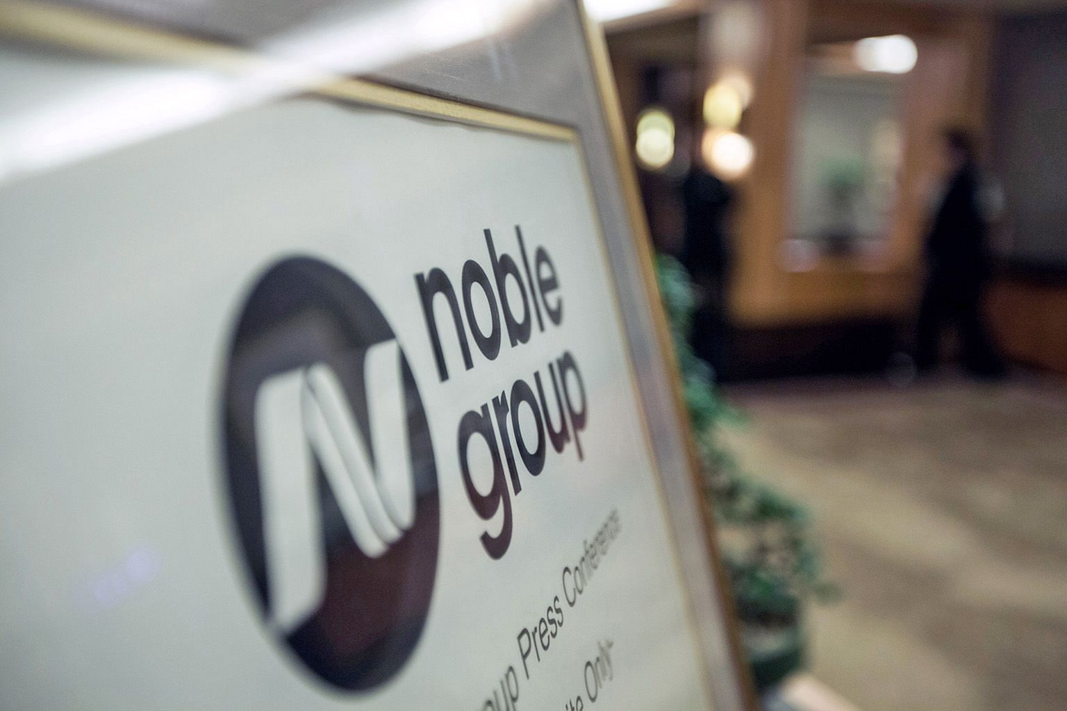 On Sunday, Noble moved the deadline for its US$3.5 billion (S$4.8 billion) debt restructuring back by two weeks to address regulators' concerns.