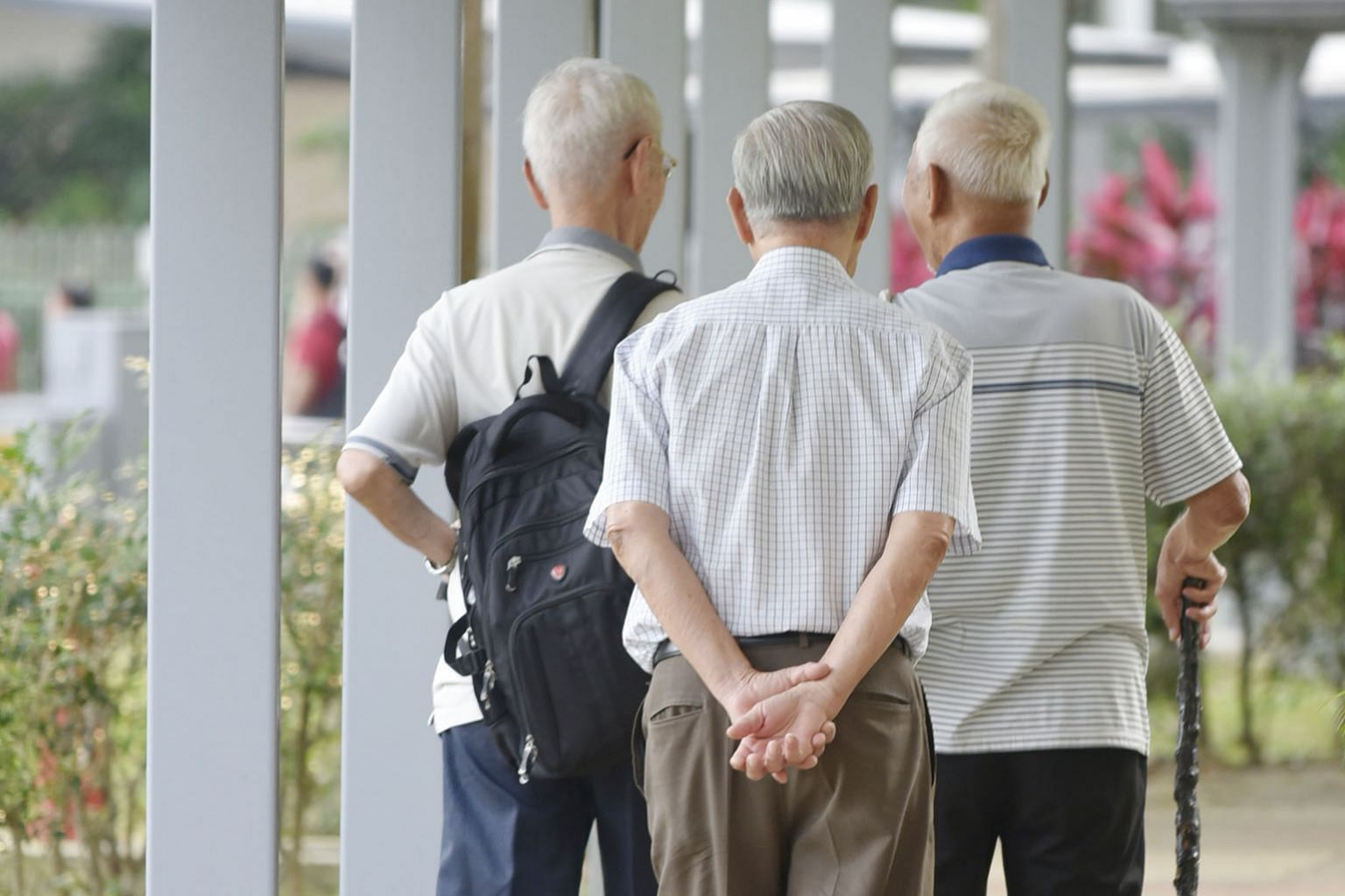 The writer says policymakers and community activists should consider cross-cultural contexts when designing programmes to promote productive ageing in Asia. Productive ageing blueprints envision a society where older adults will have sufficient suppo