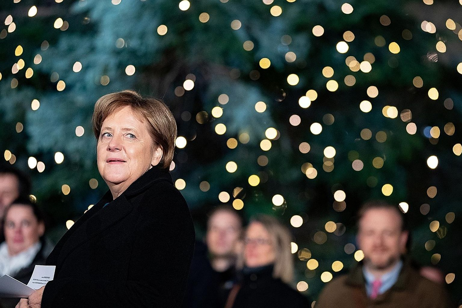 Efforts to find German Chancellor Angela Merkel's successor as leader of the Christian Democratic Union are ongoing, and delegates will elect their new chief at a party conference in Hamburg on Friday. Asians will be watching her successor's interest