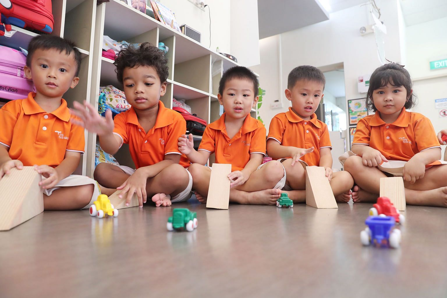 The study will track the well-being and learning of up to 100 children, from the time they are in Kindergarten 1 to when they begin Primary 1 in 2021.