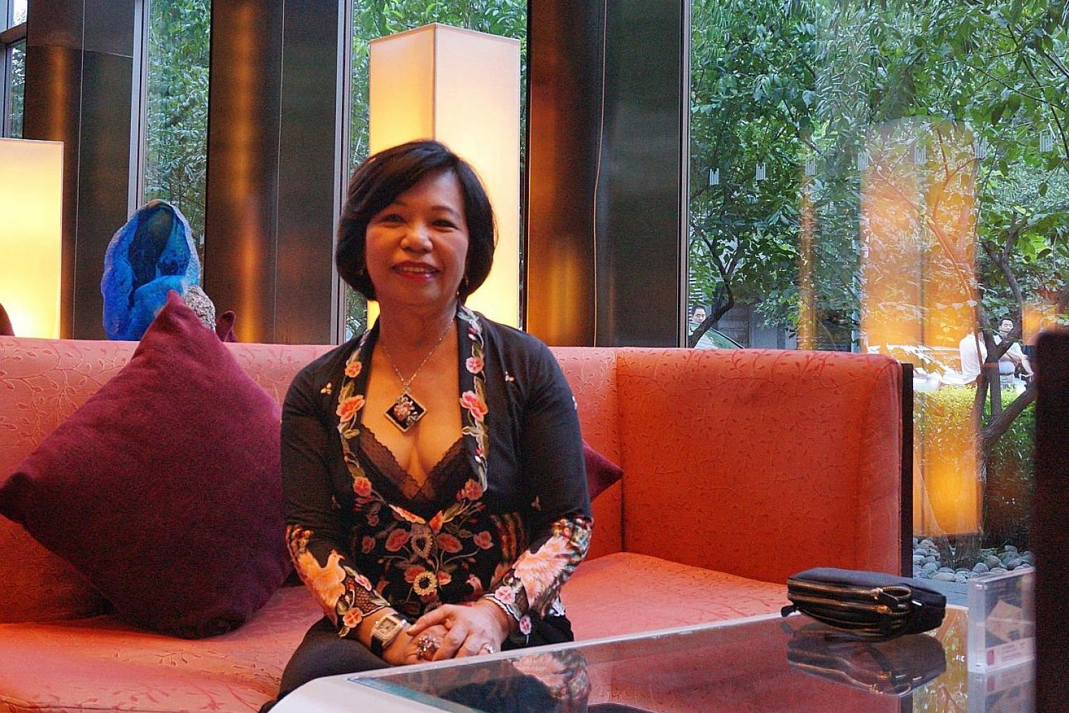 Beijing Smart Garments general manager Dorothy Seet recalls her own trial by fire - on arriving in China in 1994, she found that her family's textile business was bleeding money and staff. She later learnt the previous general manager had replicated
