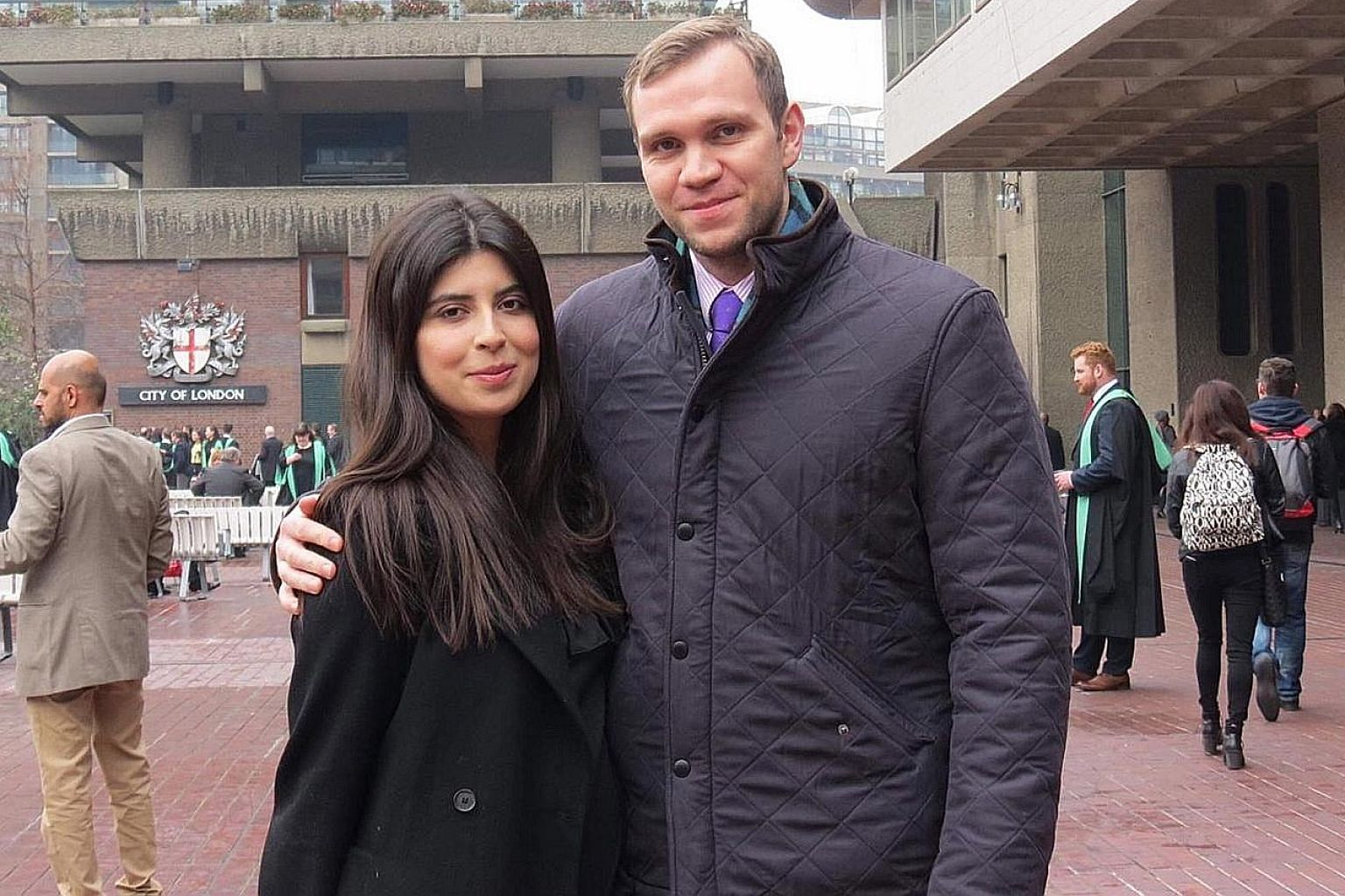 Mr Matthew Hedges, 31, was held by the UAE authorities for six months on charges of spying for MI6 before being sentenced to life imprisonment. The Briton was pardoned and released on Nov 26 after a dialogue between UAE and the British authorities. H