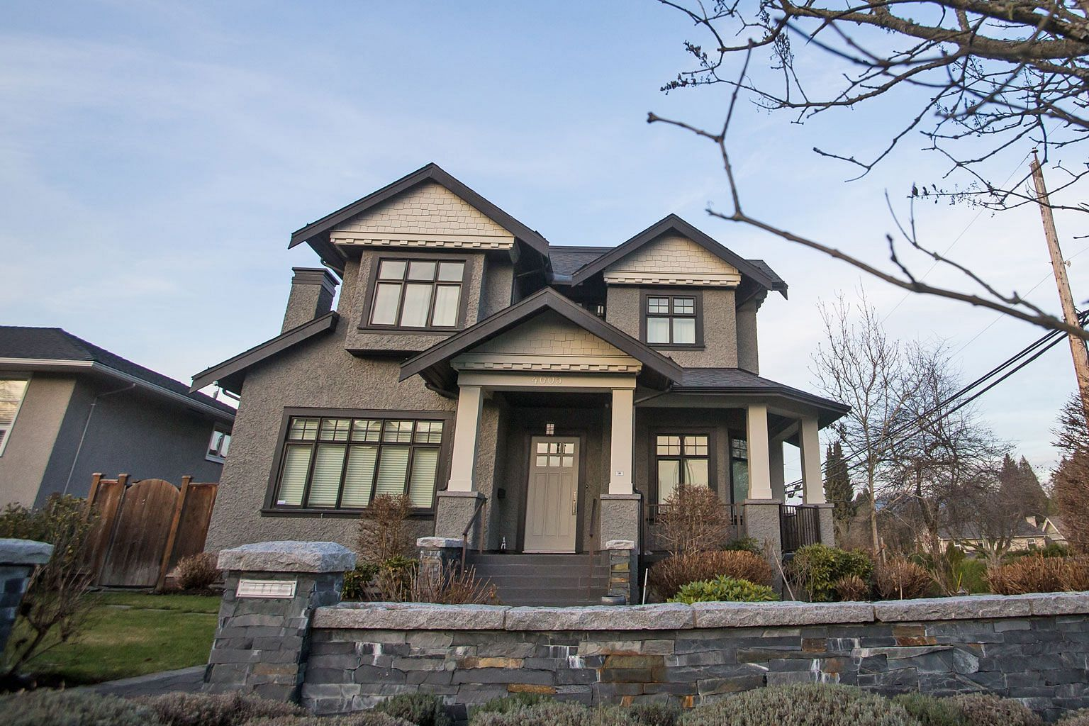 Ms Meng Wanzhou's six-bedroom house in Vancouver's Dunbar neighbourhood was most recently assessed at $6 million. According to an affidavit, Ms Meng and her husband bought the house in 2009.