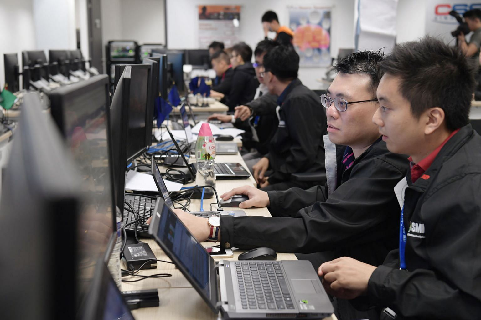Singapore was ranked No. 1 on the 2017 Global Cyber-security Index, and while the Republic has led commendable initiatives in developing the Asean Cyber Capacity Programme, the region still lacks a collaborative education strategy, says the writer.