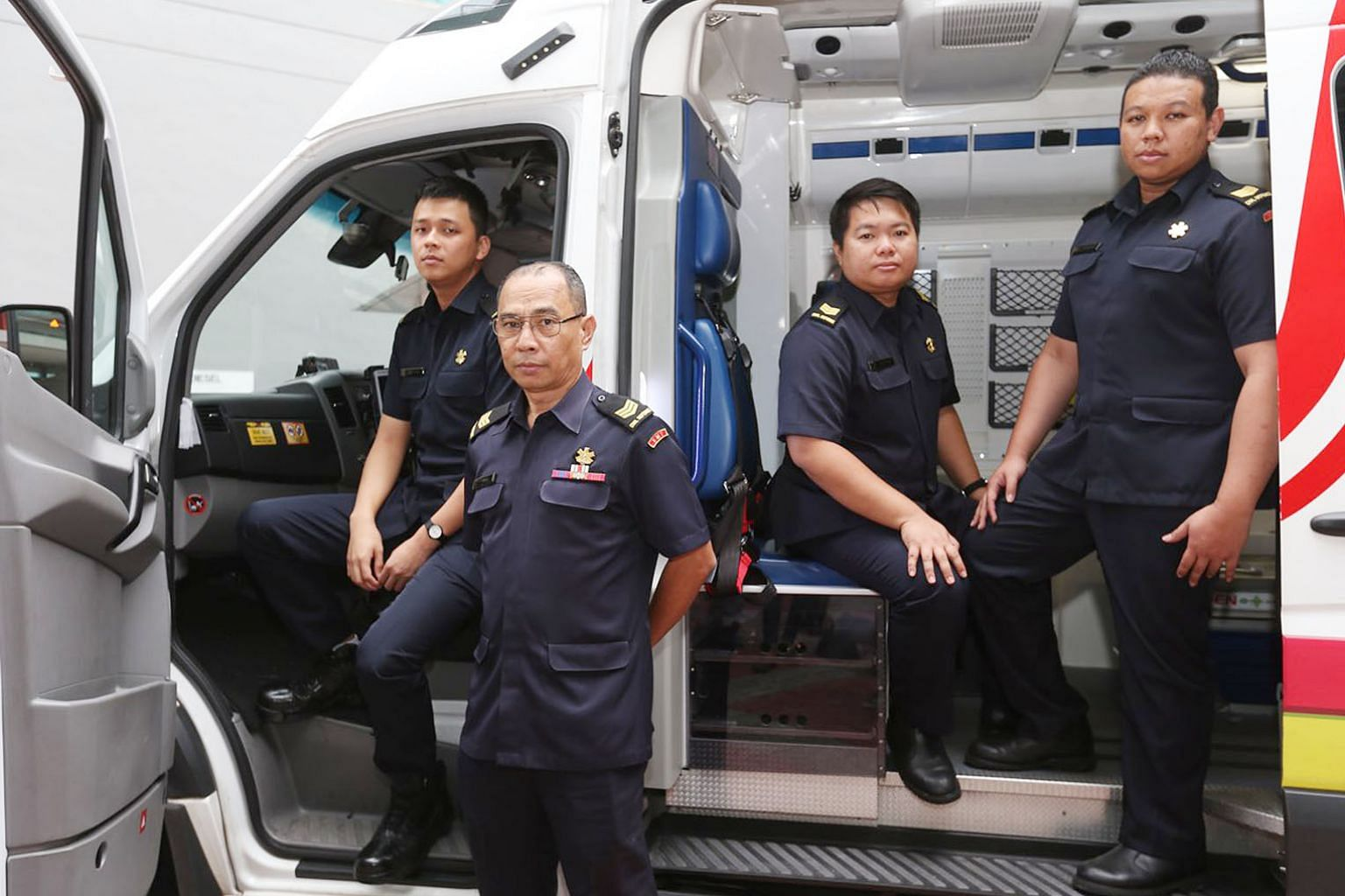 Abuse of SCDF officers by patients on the rise