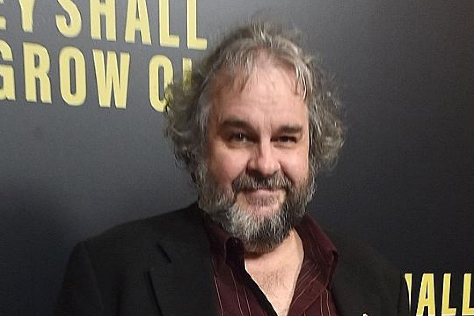 With They Shall Not Grow Old (2018), Peter Jackson (above) applied new technology to century-old World War I footage to create a vivid, you-are-there feeling.