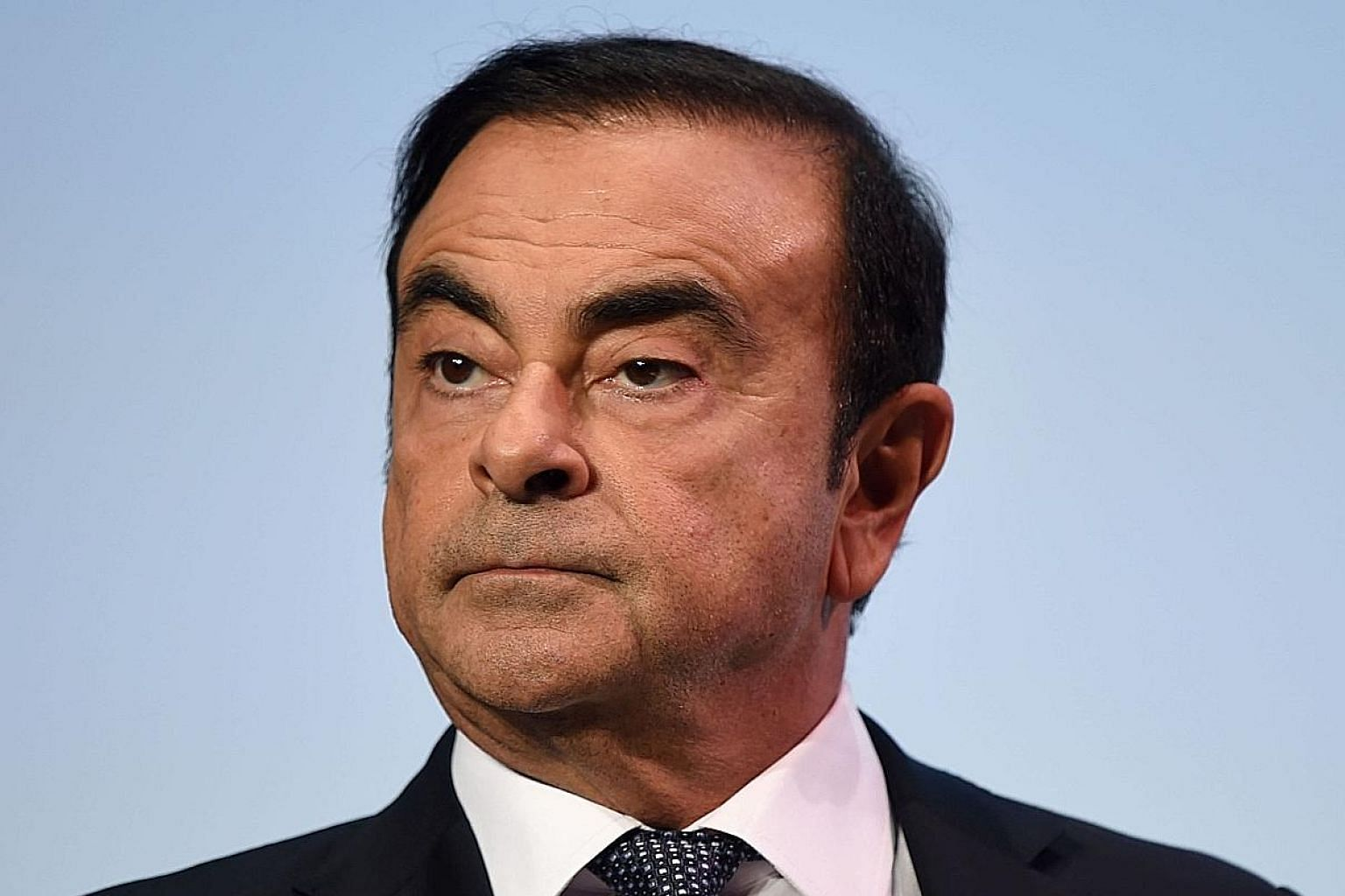 Carlos Ghosn was rearrested yesterday on suspicion of breach of trust.