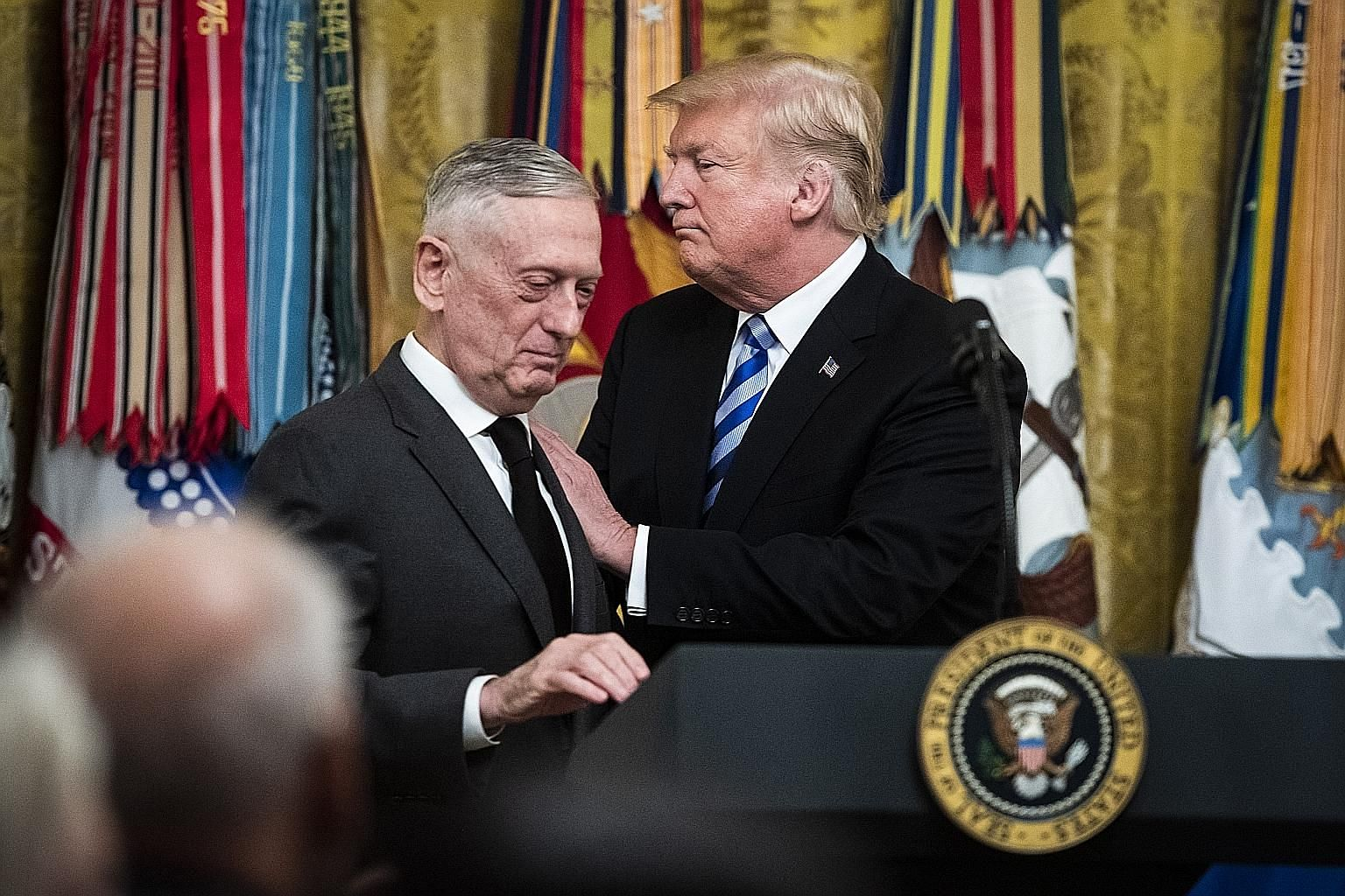 The relationship between US President Donald Trump and Secretary of Defence James Mattis showed signs of strain even before the Pentagon chief resigned this week.