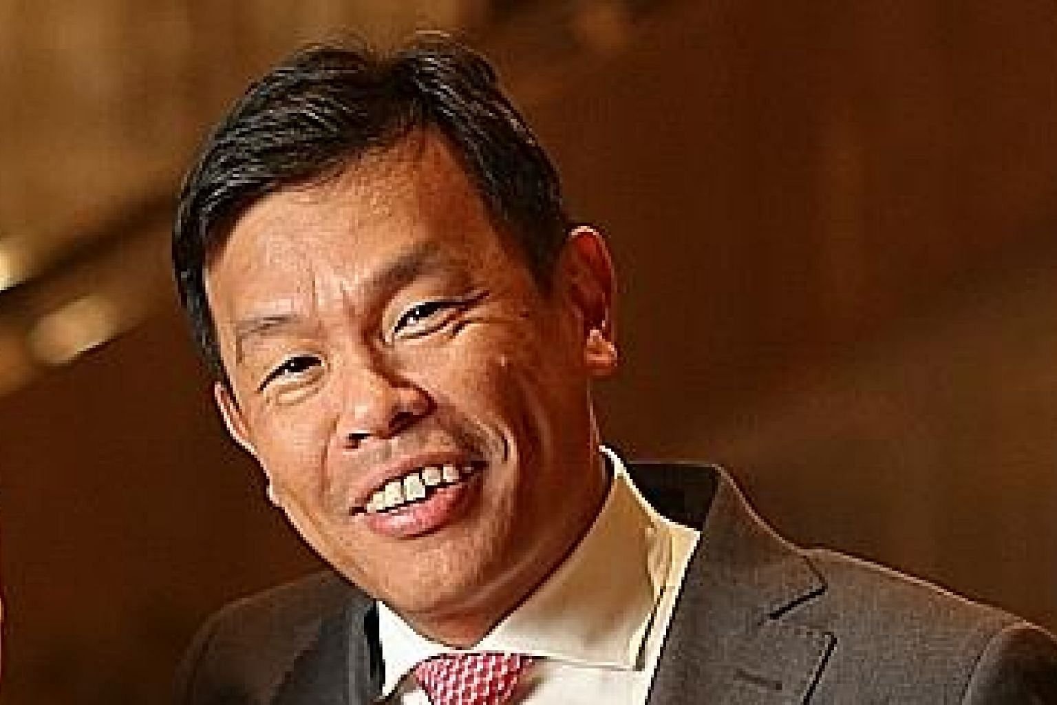 Mr Terence Ho Wee San is the first Nominated MP from the arts field who is a formally trained musician.
