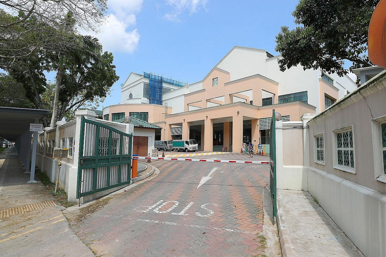 "Singapore Chinese Girls' School principal Eugenia Lim said the school received feedback on the higher charges from ""a small group of parents"" who live more than 10km from the school and will engage these parents and the bus company on the issue."