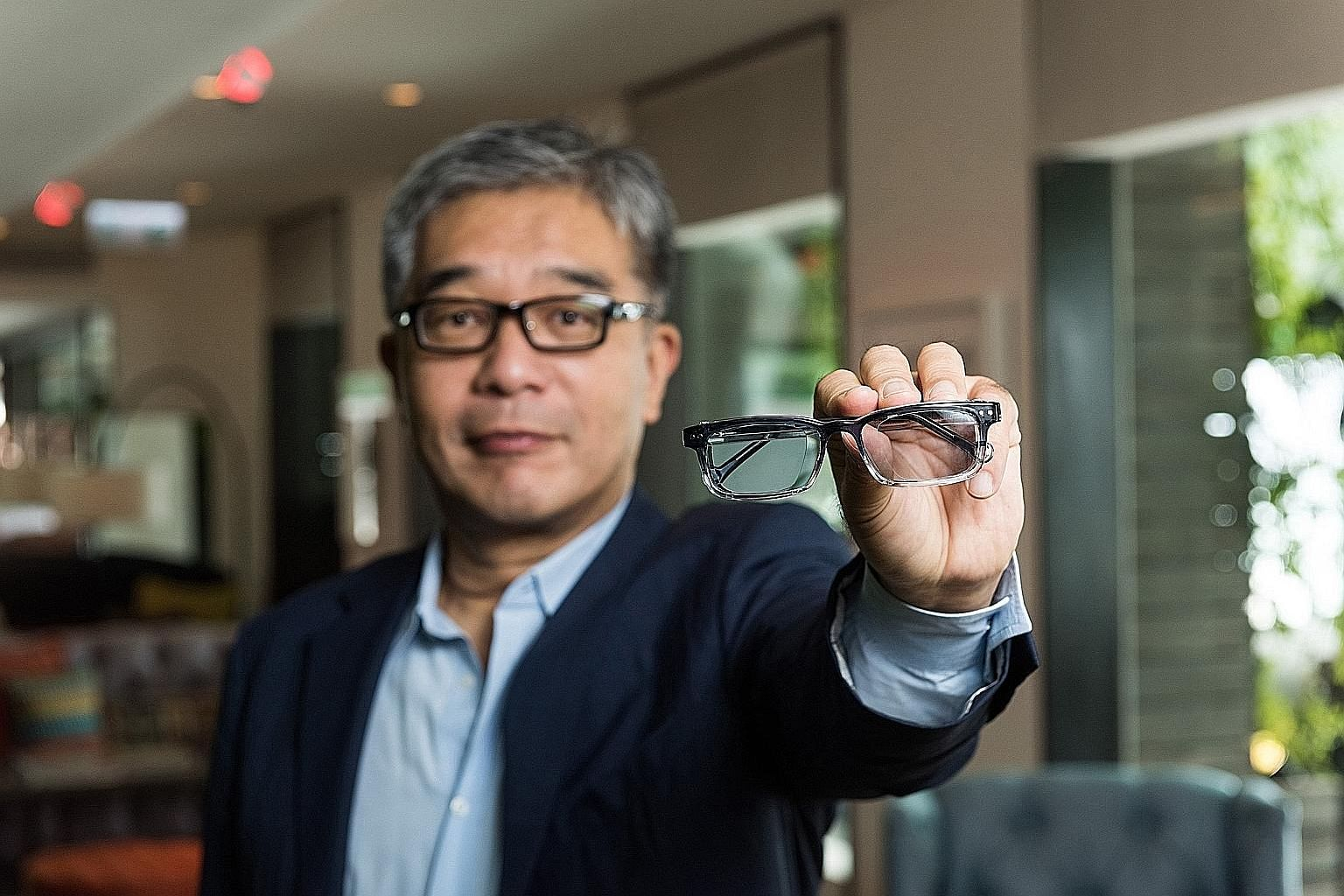 Venture philanthropist James Chen launched the Clearly campaign in 2016 to advocate greater action to tackle the global crisis of poor vision, and champion innovations to do so.
