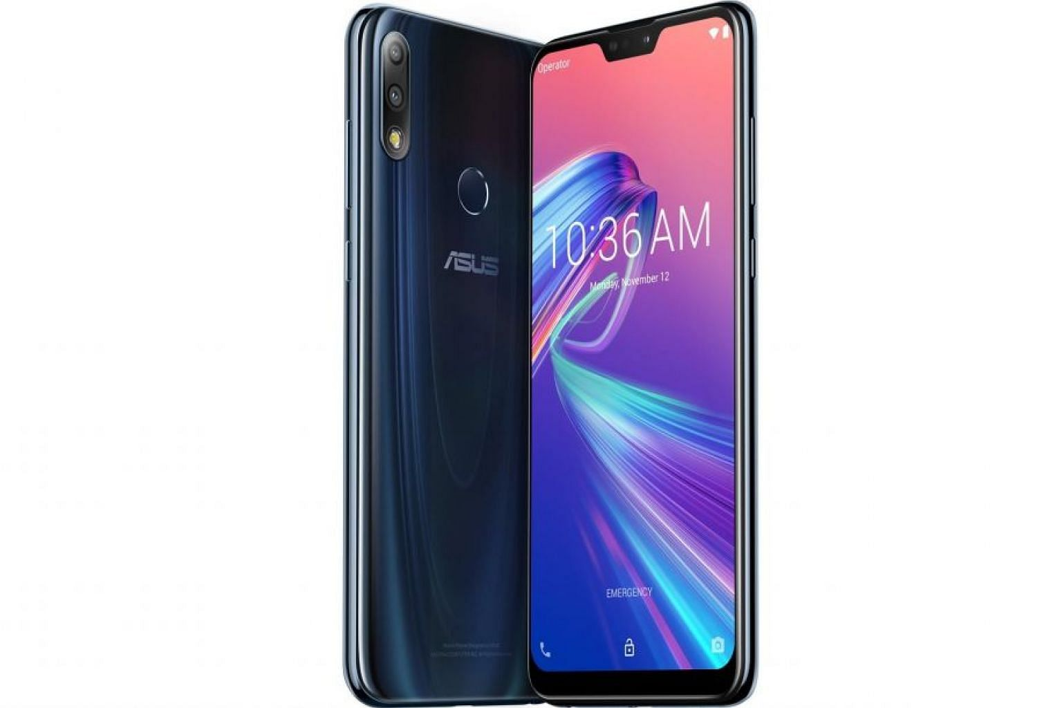 The Asus ZenFone Max Pro M2 can function almost two days on a single charge due to its large battery. PHOTO: ASUS