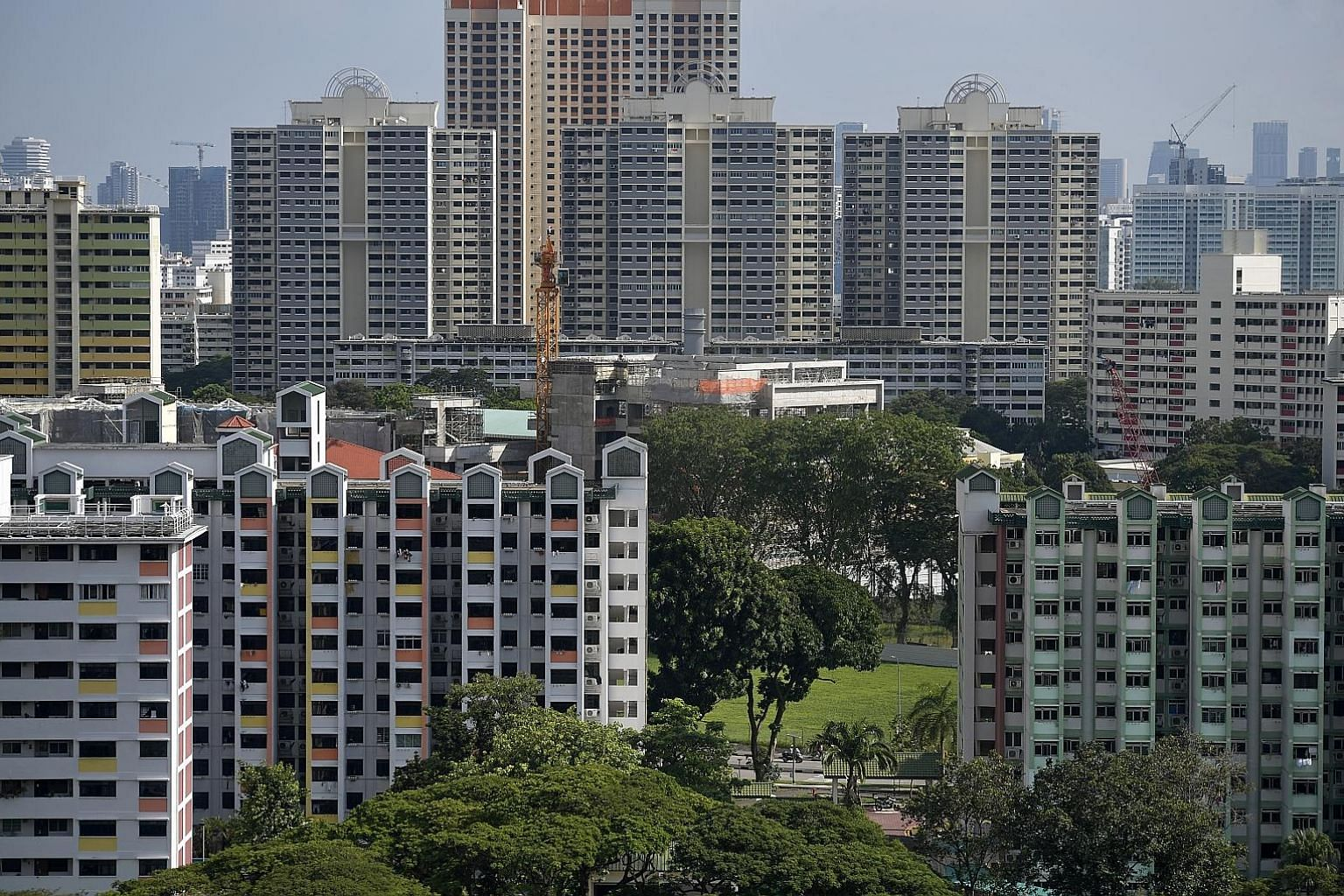 December is typically the slowest month of the year, with many buyers and sellers on vacation, but the drop last month in HDB resale transactions is larger than the 20.1 per cent registered in 2017.