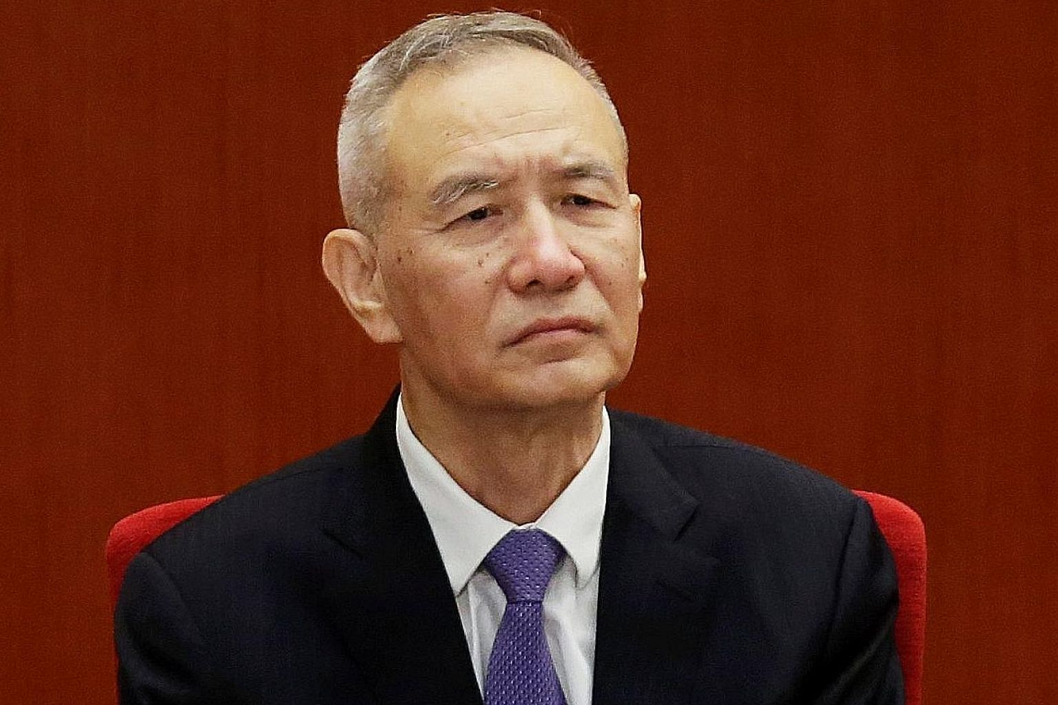 Observers said the appearance of Chinese Vice-Premier Liu He on the first day of what were supposed to be vice-ministerial-level talks was a clear sign of the importance the leadership was attaching to the talks.