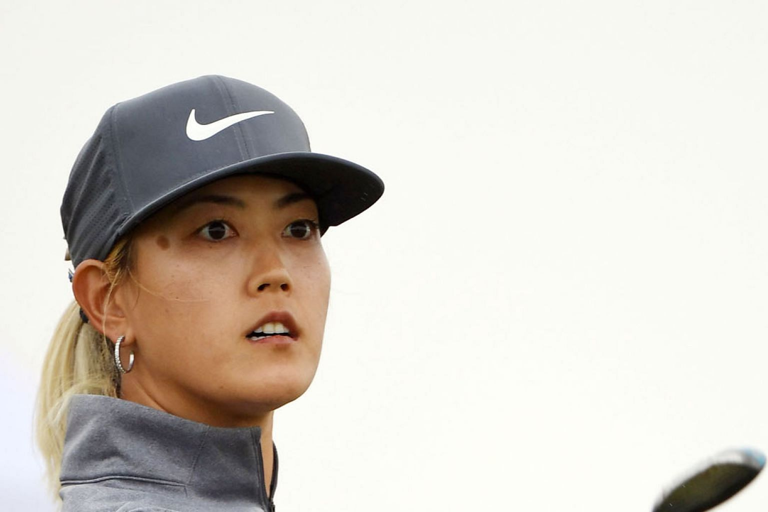 US golfer Michelle Wie is hoping her surgeon will clear her to begin hitting full shots on Feb 1 and also give her the green light to play in Thailand from Feb 21 to 24.