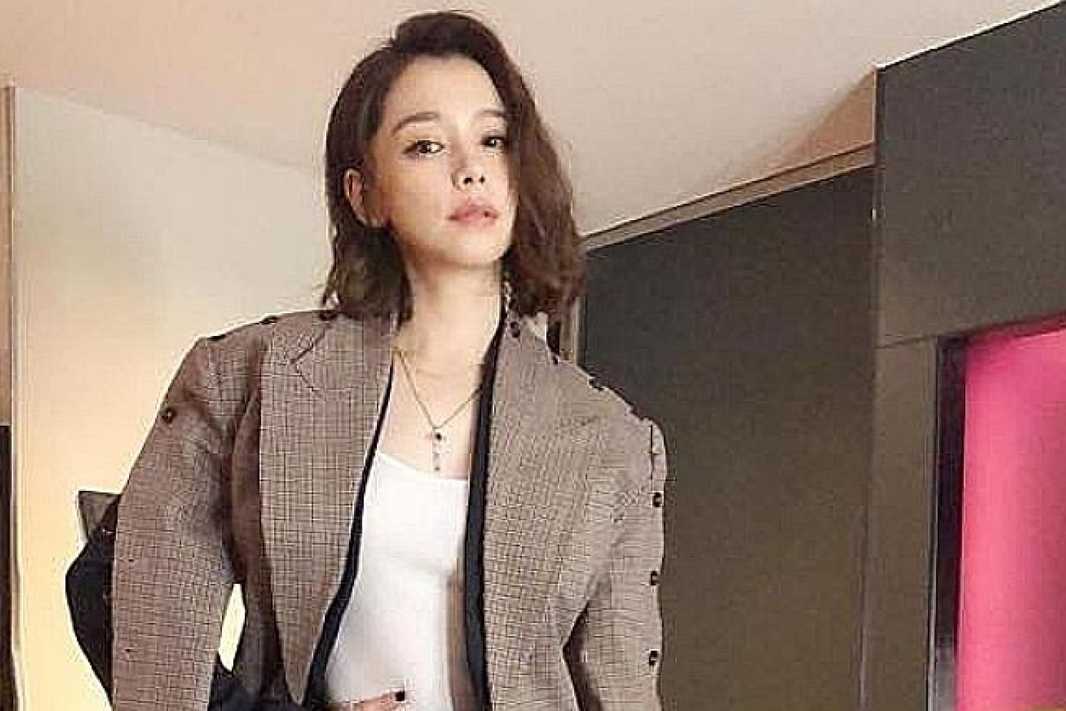 HSU RANTS ABOUT MYSTERY MAN: Who is she referring to in her Facebook post? That was the question on people's minds when Taiwanese singer-actress Vivian Hsu, 43, flew into a rare rage on social media. In the post on Wednesday, she wrote in striking