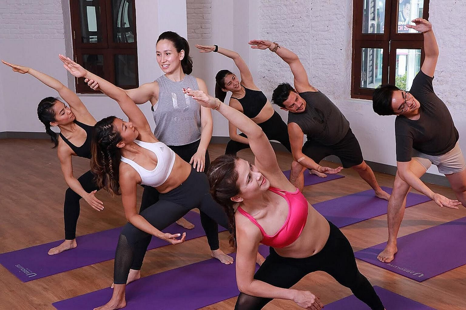 Michael Yassa, senior co-author of the study, says memory power can be improved even with an easy session of yoga or tai chi.