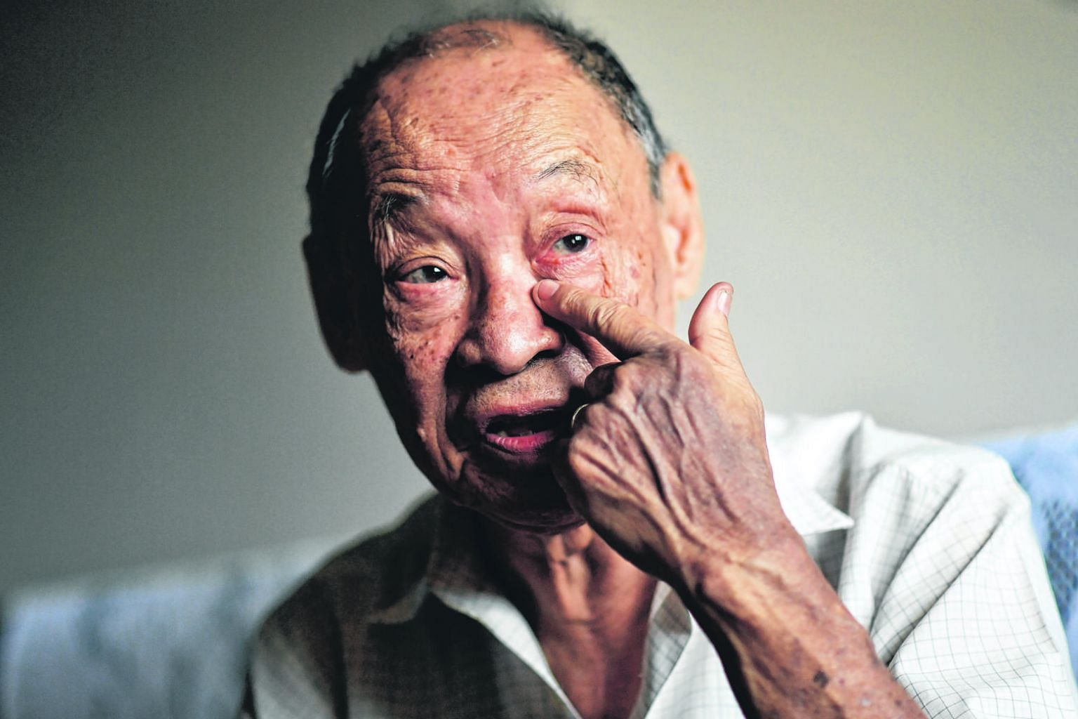 In a recent case, Mr Seow Ban Yam, 83, who underwent surgery at the Singapore National Eye Centre, received only $4.50 from MediShield Life for his subsidised bill of $4,477 - about $1,400 above the MediShield Life claim limit.