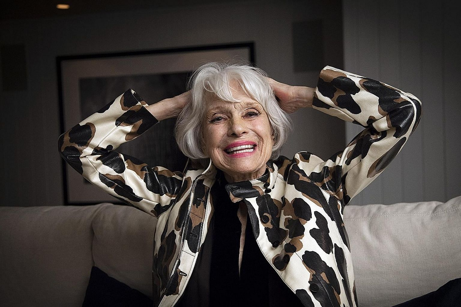 Carol Channing was known for her performances in Gentlemen Prefer Blondes and Hello, Dolly!.
