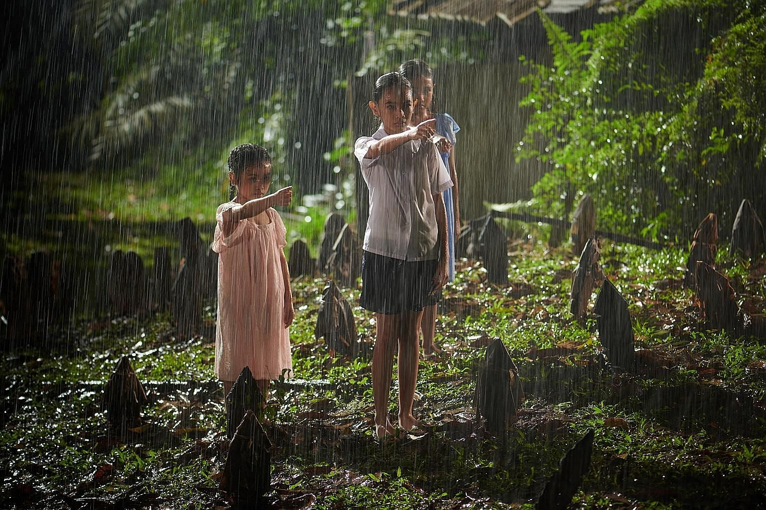 """Ibu, or """"mother"""" in Malay, is a nod to Malay folk tales and classic films from the 1950s, but director M. Raihan Halim says his take will cover """"ideas not yet explored""""."""