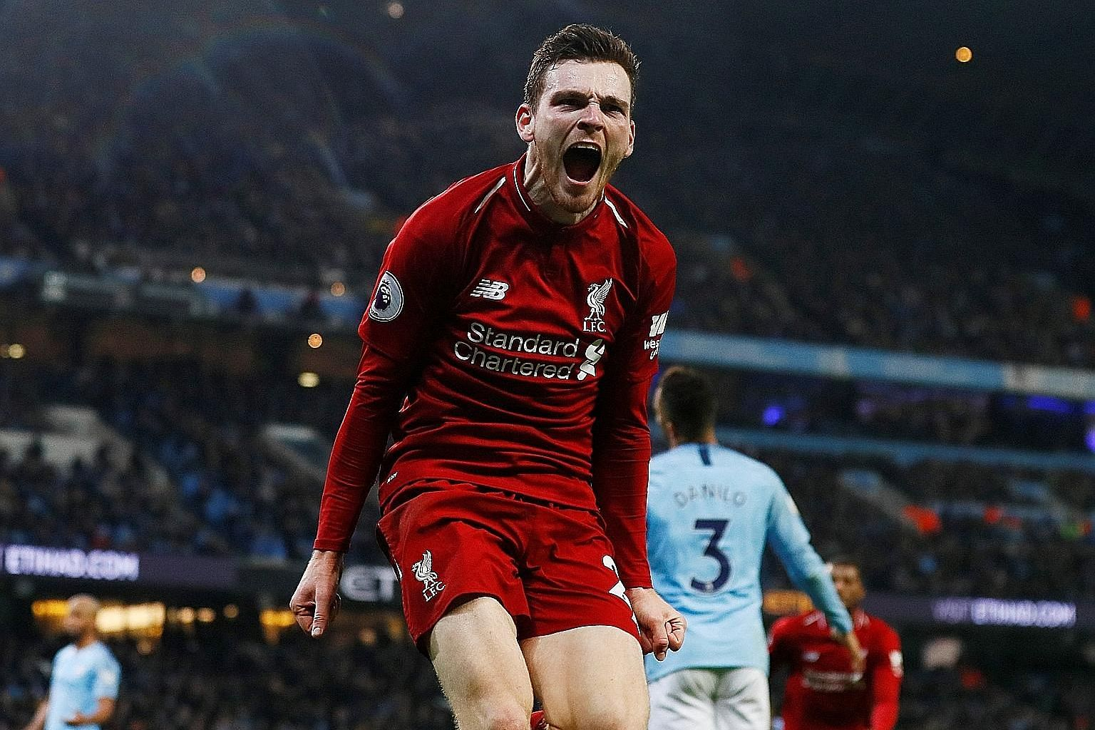 Andy Robertson has committed his next five years to Liverpool after he was awarded a new deal by the club. The Scot has been a key cog in the Reds' defence, while also contributing four assists at the other end of the pitch.
