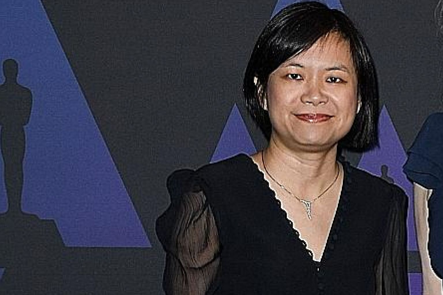 Sound editor Ai-Ling Lee picked up Oscar nominations for Sound Editing and Sound Mixing for the Neil Armstrong biopic First Man.