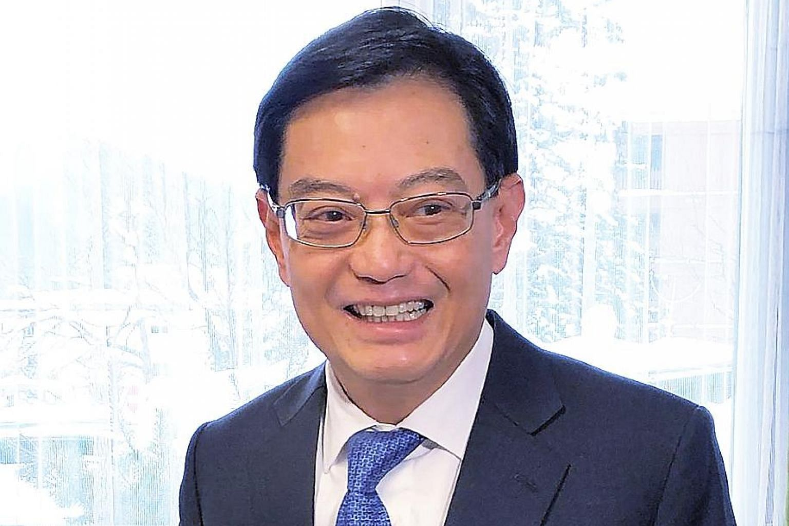 Talking to reporters yesterday, Finance Minister Heng Swee Keat said his key takeaway was that the confluence of technological advancements and globalisation was accelerating the pace of change, and many societies were not prepared for this.