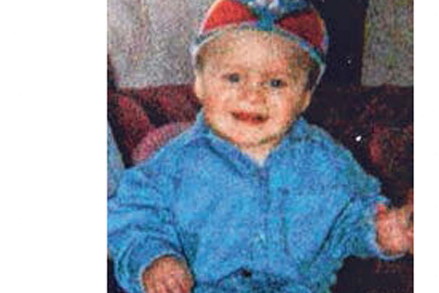 The body of two-year-old James Bulger, who was tortured with bricks and a metal bar, was left on a railway line in 1993 by his two killers, both only 10 at the time.