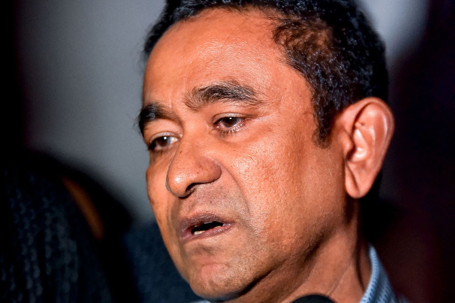 Maldives former president Abdulla Yameen faces money laundering, theft and corruption charges.