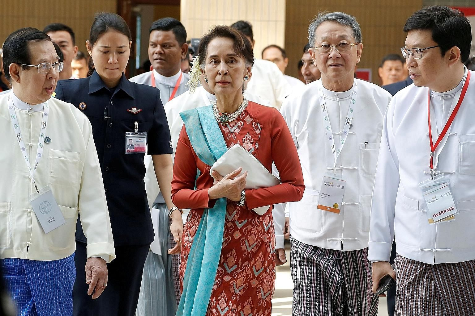 While Ms Aung San Suu Kyi's National League for Democracy is still expected to do better than other political parties at the polls next year, its majority could suffer severe losses, say analysts. Escalating ethnic conflicts and slowing economic grow
