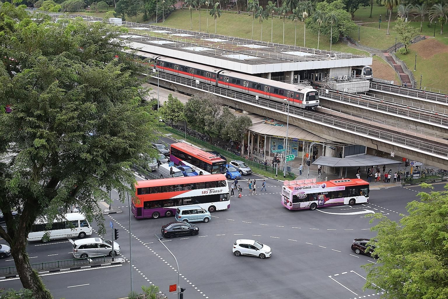 The land transport system must transform to support Singapore's growth and the evolving needs of commuters, while taking into account technological disruption, demographic changes and land constraints, said Senior Minister of State for Transport Jani