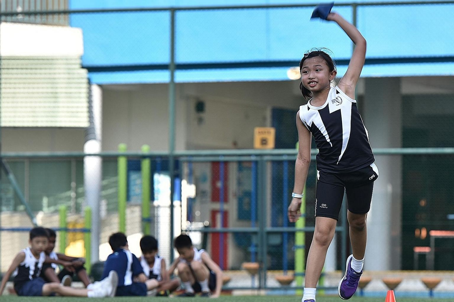 Last month, the Education Ministry announced revisions to 21 sports in the National School Games Junior Division by 2021, to give children, even the less skilled, a chance to take part in the national games. In track and field, for instance, individu