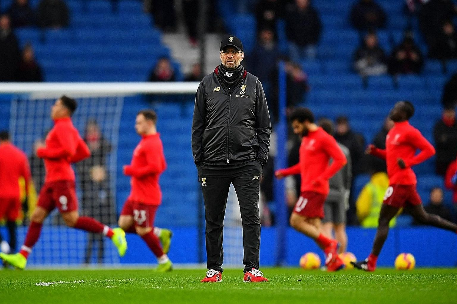 Liverpool may be undefeated at Anfield in European competitions since 2014, but Jurgen Klopp will face Bayern Munich with a depleted backline, with centre-back Virgil van Dijk (suspended), Joe Gomez (fractured leg) and Dejan Lovren (hamstring injury)