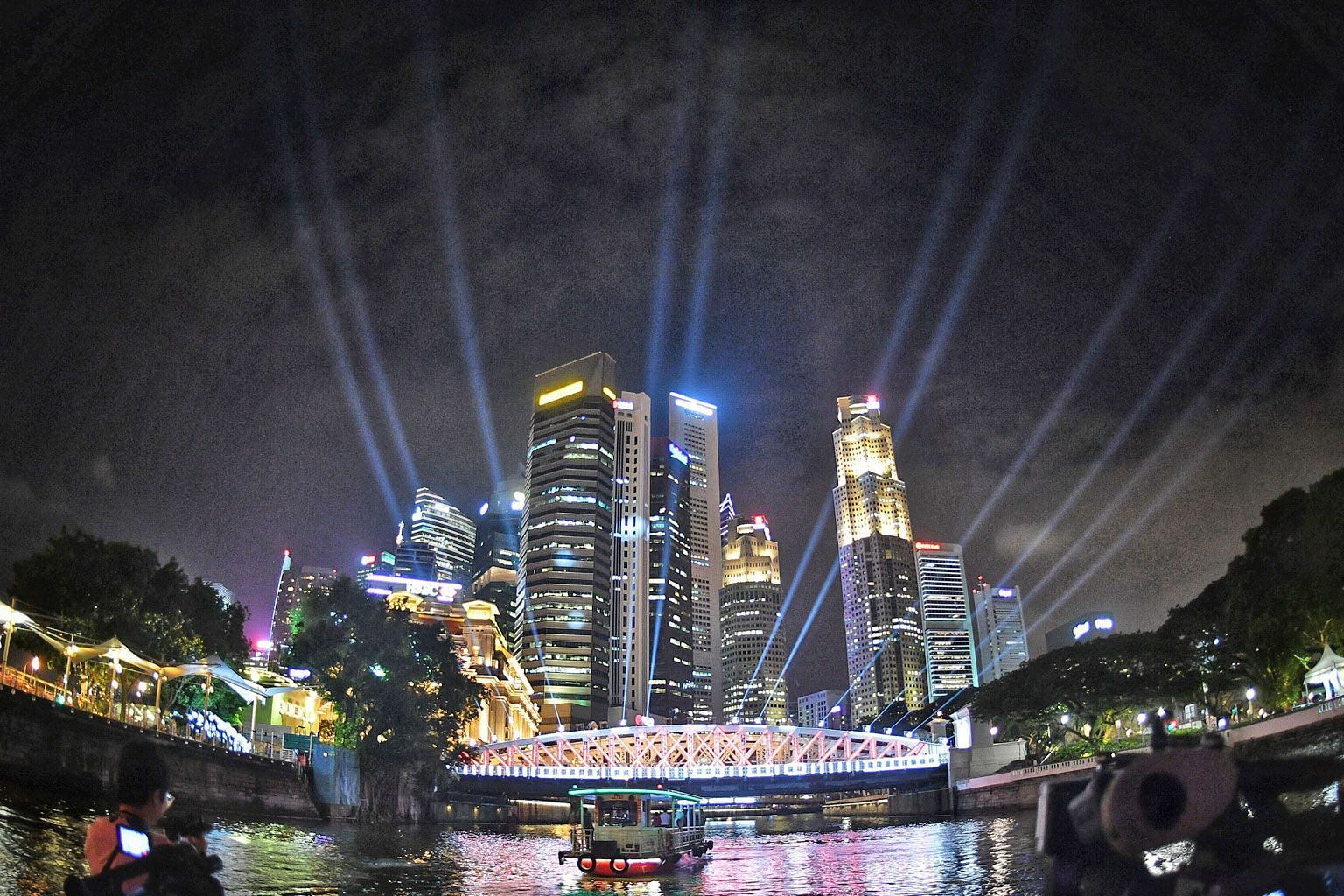 The Bicentennial Bonus and Bicentennial Community Fund are initiatives that will be launched to mark the bicentennial year. The Bicentennial Bonus includes GST Voucher cash payouts for lower-income Singaporeans, personal income tax rebates for all ta