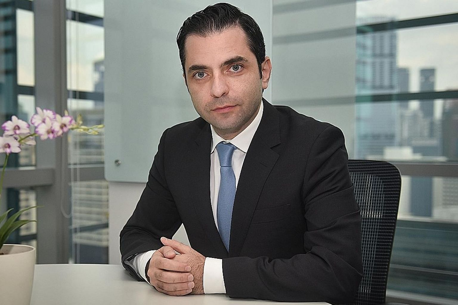 Mr Omar Slim says the good thing is that financial tightening has been at least partly factored into the markets now.