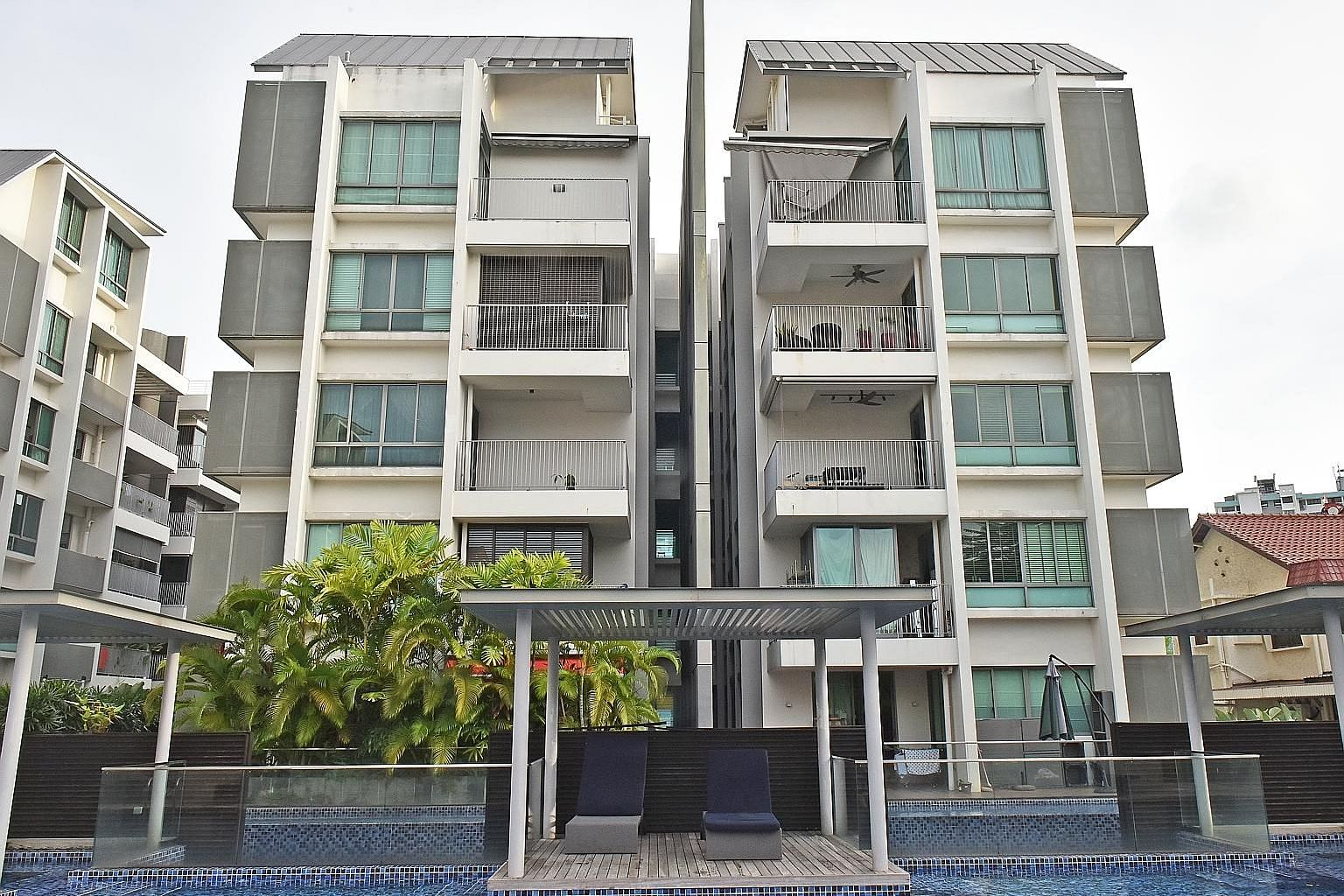 Mr Sebastian Tan bought his current freehold 1,518 sq ft apartment in St. Patrick's Road in 2015, a year after the property got its TOP, for $2.05 million. It is valued at $2.5 million or about $1,650 psf.