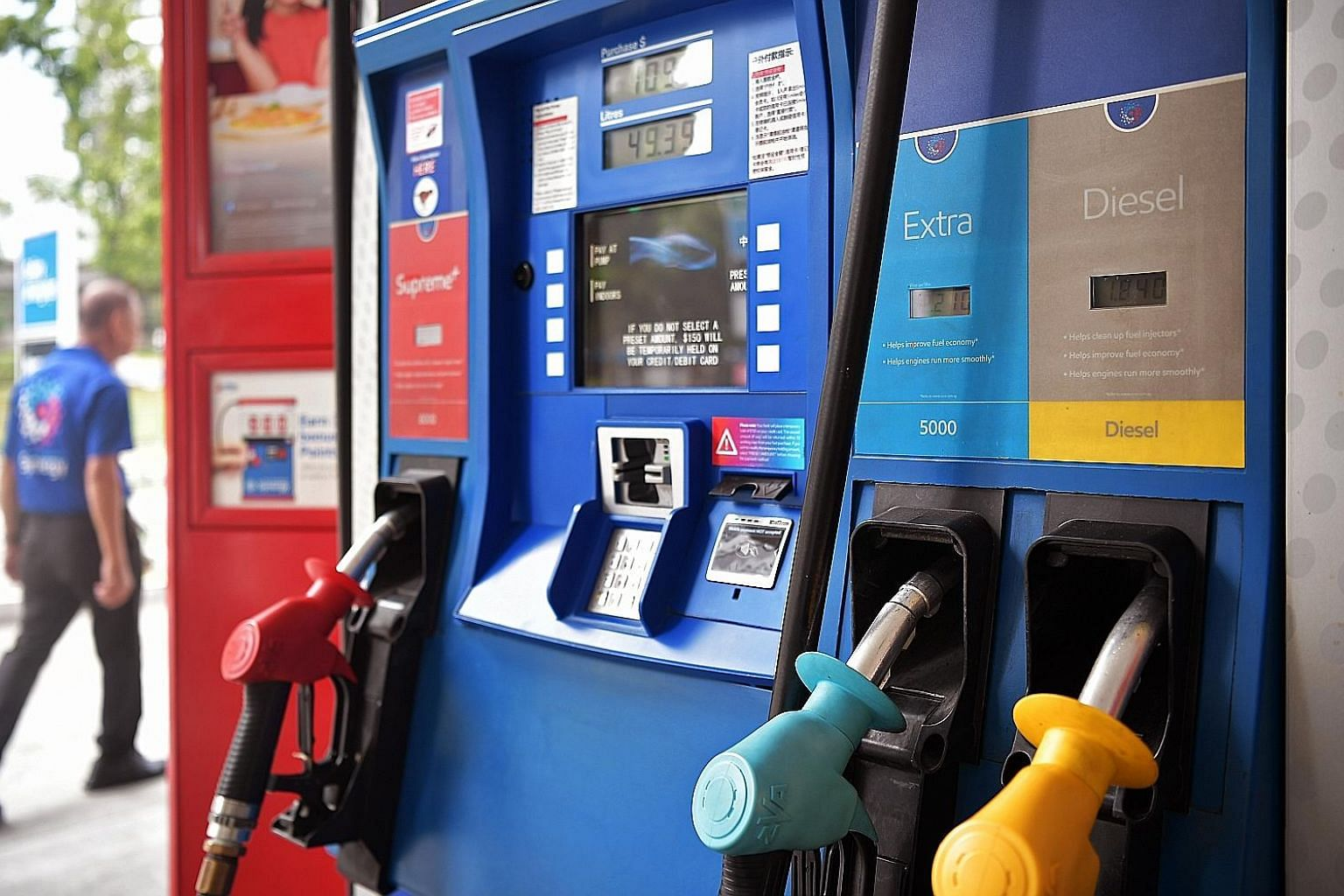 Finance Minister Heng Swee Keat, in addressing concerns over potentially higher business costs with the increase in diesel tax, stressed that the long-term impact of excessive diesel use on people's health is significant. The diesel excise duty is on